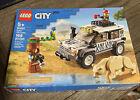 Lego City 60267 Safari Off-Roader Brand New Factory Sealed