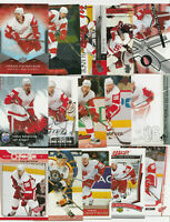 Tomas Holmstrom 27 Card Lot All Different See Scans NHL Hockey