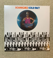 RODRIGUEZ Cold Fact Picture Disc Vinyl LP OOP Sealed New