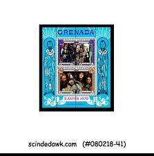 GRENADA - 1970 EASTER - MINIATURE SHEET MINT NH