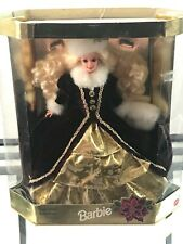 Mattel 15646 Barbie Happy Holidays 1996 Special Edition