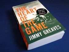 More details for jimmy greaves hand signed book - world cup - 1966