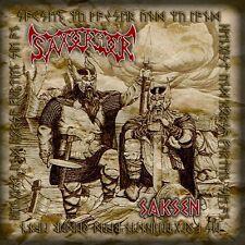 SAXORIOR - Saksen / New CD 2015 / Melodic Pagan Black Metal / Germany / ex-Riger