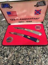 Case XX 125th Anniversary Civil War Commemorative - Limited Edition 1861-1925