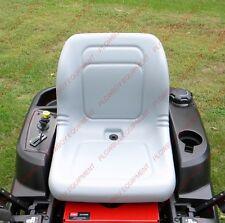 Lawn Garden Mower Tractor Seat Gray For Hustler Ztr Zero Turn 601807 031484