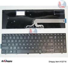 OEM Dell US English Keyboard for Inspiron 15- 7559 Inspiron 15- 5559