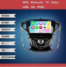WINCE 6 AUTORADIO MONITOR NAVIGATORE SATELLITARE GPS PER FORD FOCUS 2012