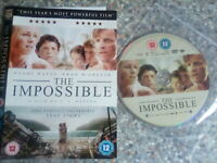 DVD The impossible disc only (223)