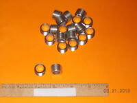 50 PCS NON FILTER PIPE ADAPTER REDUCES THE FILTER CHAMBER FROM 9MM to 3MM NEW*