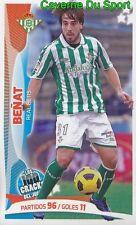 014 BENAT ESPANA REAL BETIS STICKER 100 CRACKS DEL JUGON 2005-2014 PANINI