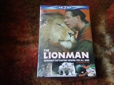 the lionman 3 disc dvd new and sealed freepost