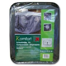 Komfort Schutzhülle für Gartenmöbelgruppe H95cm ø200cm robust & strapazierfähig