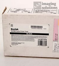 "Kodak DL2100 Duplex printer toner Black CAT: 887 0792 ""New"""