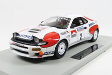 Top Marques Toyota Celica GT4 #2 Sainz/Moya Winner RAC Rally 1992 1/18