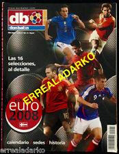DON BALON EXTRA FUTBOL EUROCOPA 2008 AUSTRIA-SWITZERLAND