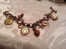 "Lucky Brand Lucky Charm 8"" Bracelet"