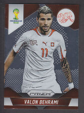 Panini Prizm World Cup 2014 Brazil - Base # 187 Valon Behrami - Switzerland
