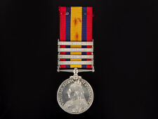Queen South Africa Medal 4 Clasps 13th Hussars