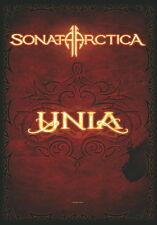 """SONATA ARCTICA FLAGGE / FAHNE """"UNIA"""" POSTERFLAG"""