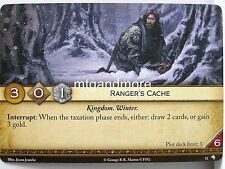 A Game of Thrones 2.0 LCG - 1x Ranger's Cache  #052 - Wolves of the North