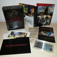 BLADE RUNNER - COLLECTOR'S EDITION - BOX 5 DVD + GADGET