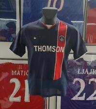 Maillot jersey trikot shirt maglia camiseta 2003 2004 PSG Paris 03 04 Ronaldinho