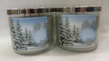 2 Fresh Balsam Scented Candle Bath & Body Works 14.5 Oz