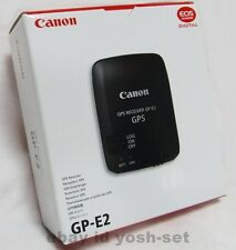 Canon GPS Receiver GP-E2 Gpe2 for Canon EOS 5D Mark III From Japan