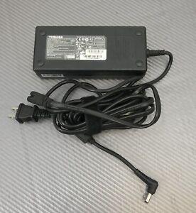 Original Toshiba 19V 6.32A 120W PA5083E-1AC3  AC Power Adapter #U8951