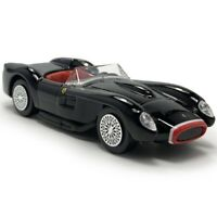 1:43 Vintage Ferrari 250 Testa Rossa 1958 Model Car Diecast Vehicle Black Gift