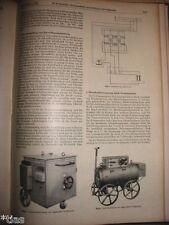 Tecnologia ENERGIA rivista della RDT JG. legato 1956