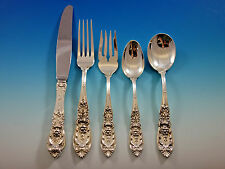 Richelieu By International Sterling Silver Flatware Set 12 Service 102 Pieces Antiques Other Antique Furniture