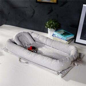 Premium Baby Nest Cotton Bednest Launger Premium Large Grande Like Dockatot Crib