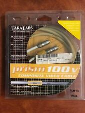 TARA LABS Prism 100v Composite Video CAble 1.0m RCA