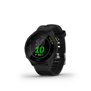 Garmin Forerunner 55 Black GPS Running Smartwatch