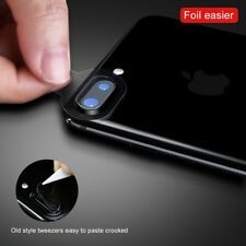 Back Rear Camera Lens Tempered Glass Protector Film For Apple iPhone X 7 8 Plus