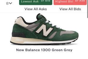 New Balance 1300 Size 8 Brand New