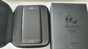 Samsung Galaxy S7 edge Olympic Rio Limited  Edition (Unlocked) Black