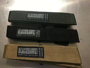 Men's Tactical Military Combat Nylon Canvas Belt Buckle Strap Waistband TAN