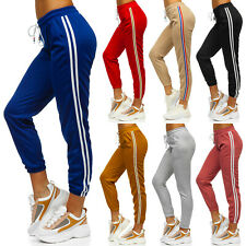Joggerhose Sporthose Trainingshose Fitness Jogger Slim Fit Damen Mix BOLF Sport