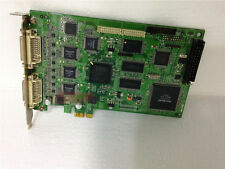 1PC used AVerMedia NV6480 EXP-16CH PCIE 16-channel video capture card