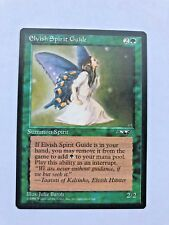 X 1 Elvish Spirit Guide - Alliance MTG Magic the Gathering Rare Card NM