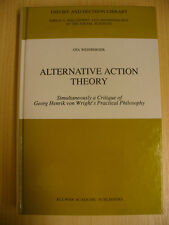 Alternative Action Theory (Ota Weinberger,1998)