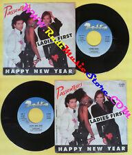 LP 45 7'' PASSENGERS Ladies first Happy new year 1986 italy DELTA no cd mc dvd*