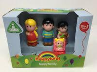ELC Happyland - Happy Family Figure Set - NEW Boxed - Missing Dog