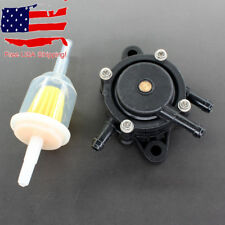 Fuel Pump High Volume Pulse For Briggs Stratton 491922 Honda GX200 GX160 Go Kart