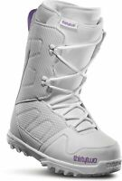 32 - Thirty Two Exit Snowboard Boots Womens Sz 8.5 White/Purple