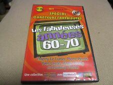 """DVD """"CHANTEURS FANTAISISTES"""" Thierry LE LURON, Pierre PERRET, Annie CORDY, ..."""