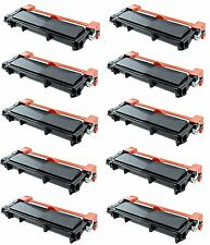 10-Pack/Pk TN660 TN630 High Yield Toner for Brother HL-L2300D L2320D L2340DW