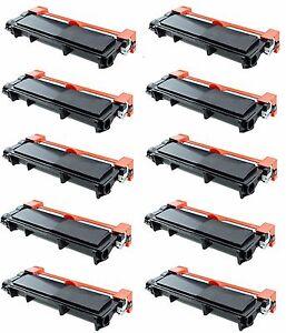 10-Pk/Pack TN660 TN630 High Yield Toner for Brother HL-L2300D L2320D L2340DW